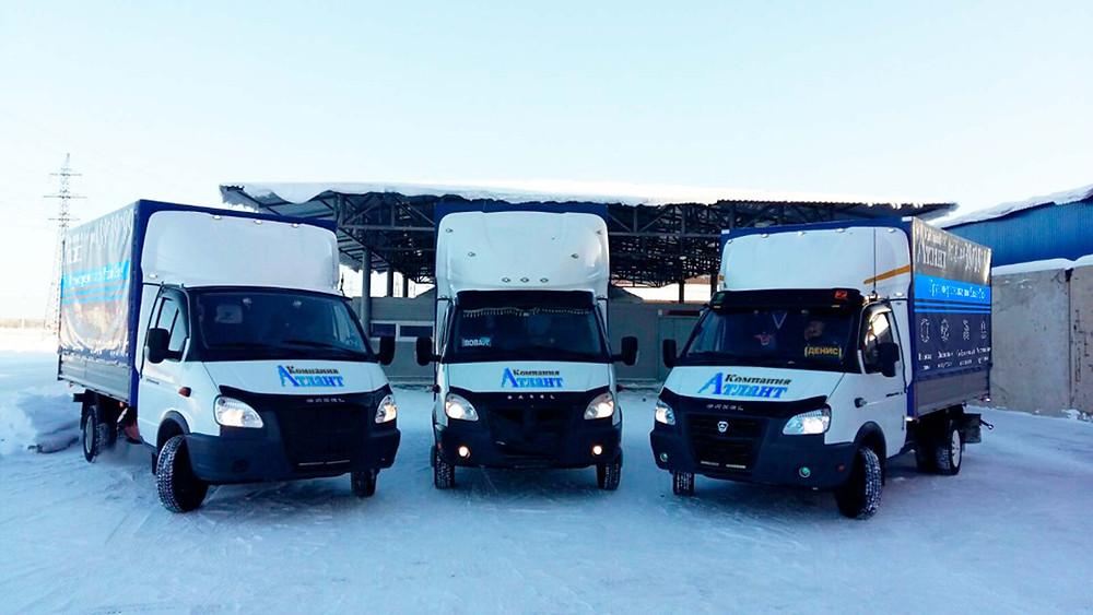 Грузовое такси в Улан-Удэ