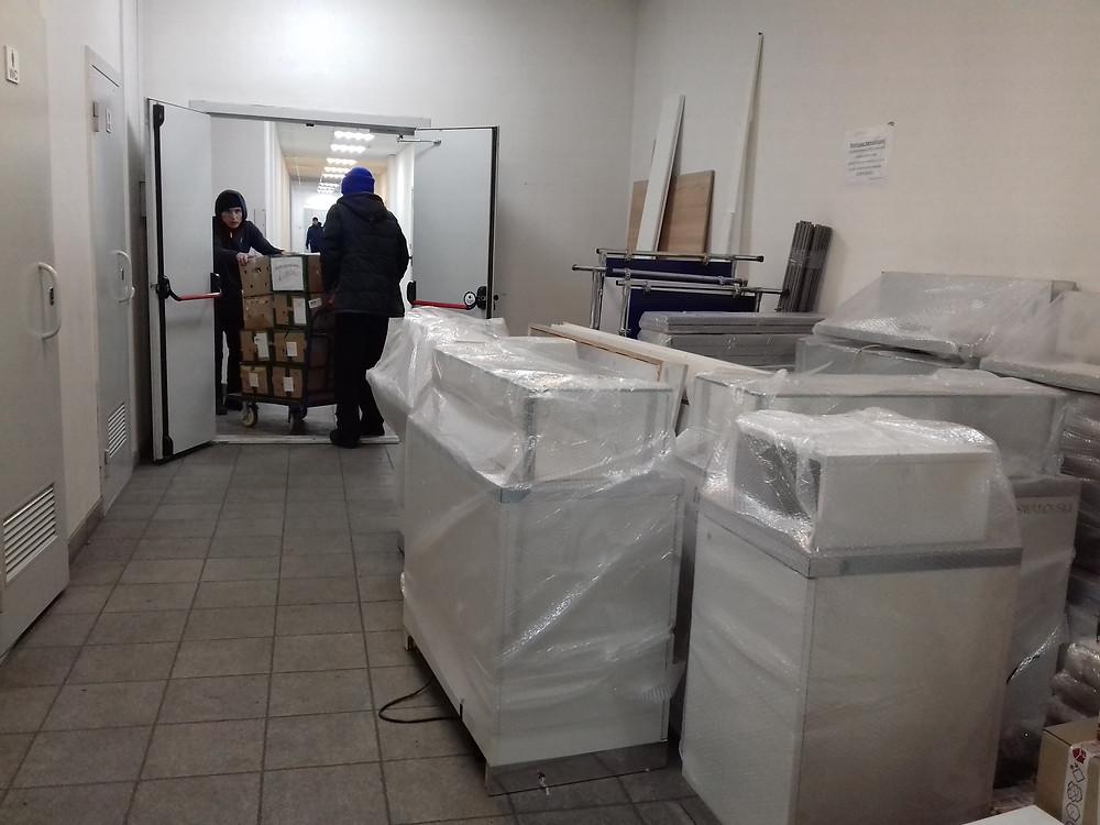 Перевозка запасных частей в Улан-Удэ