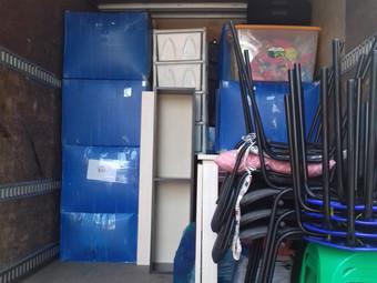 Переезд магазина в Улан-Удэ и пригороду.