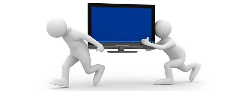 Перевозка плазменного телевизора в Улан-Удэ