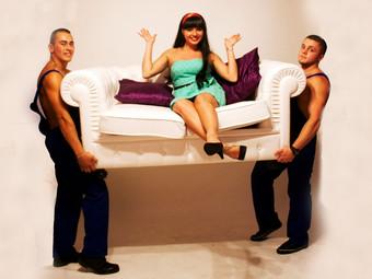Сколько стоит перевезти любимый диван на новую квартиру?