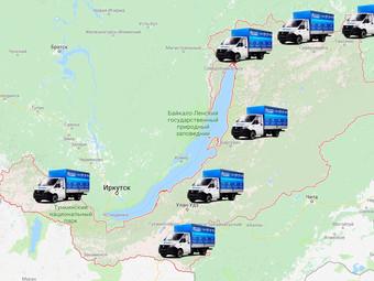 Доставка грузов по Республике Бурятия