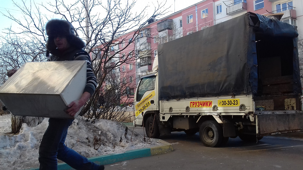 Перевозка кухонного гарнитура в Улан-Удэ