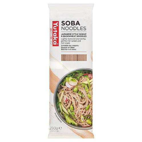 Soba Noodles 250g Yutaka