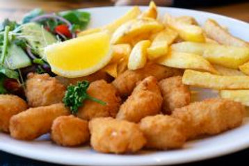 Arctic Royal Wholetail Breaded Scampi 454g
