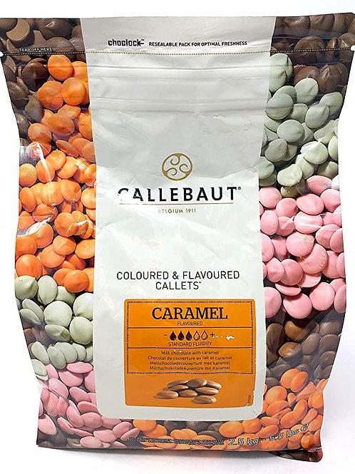 Callebaut Caramel Chocolate 2.5kg