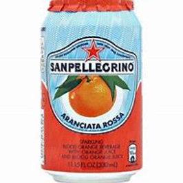 San Pellegrino Blood Orange Aranciata Rossa 24x330ml