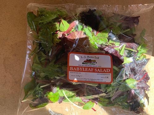 Salad Bags 125g