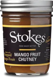 Stokes Mango Fruit Chutney 24g