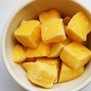 Mango Pieces Frozen 1kg
