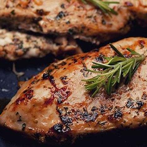 Chicken Fillets 140g Frozen IQF 2.5kg
