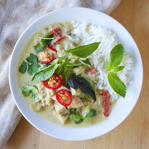Thai Green Curry Paste 1kg