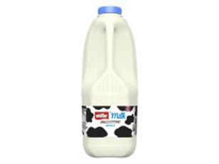Milk Whole Skimmed 2ltr
