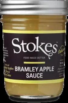 Stokes Bramley Apple Sauce 240g