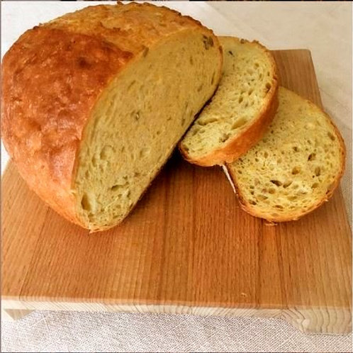 Corn Bread 600g (Order before 12pm for next day delivery Mon-Fri)