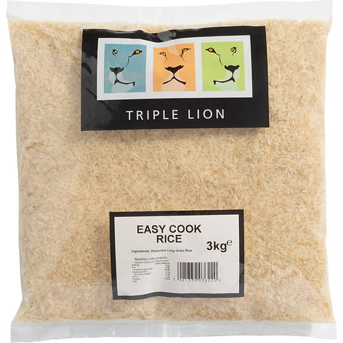 Easy Cook Rice 3kg