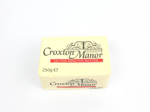 Butter Salted 250g