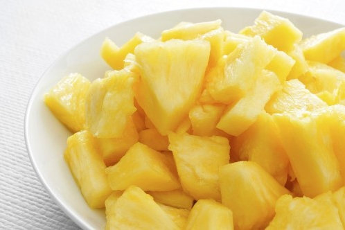 Pineapple Tidbits Frozen 2.5kg