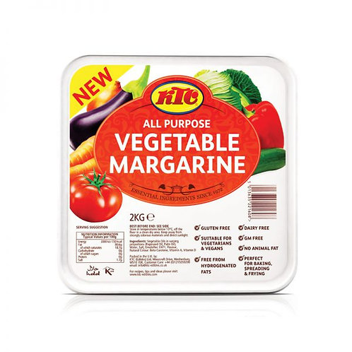 Vegetable Margarine 2kg