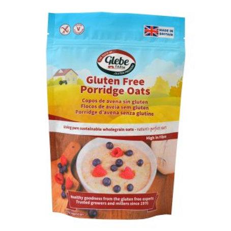 Porridge Oats Glebe Farm 454g (GLUTEN FREE)