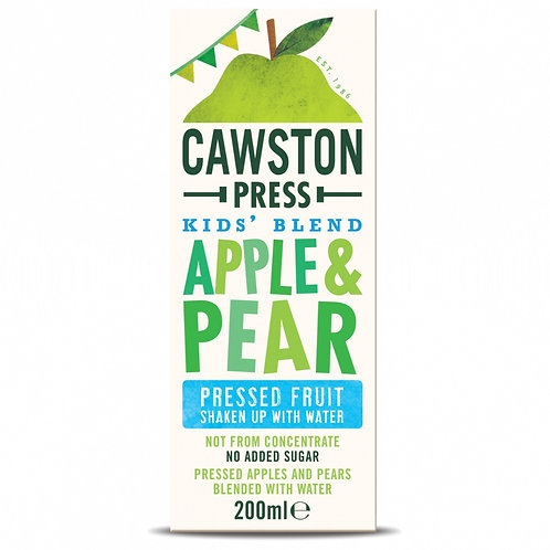 Cawston Apple & Pear 18 x 200ml