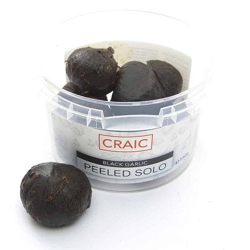 Peeled Black Garlic Solo 150g