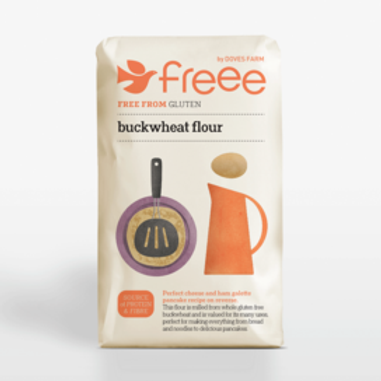 Doves Farm Buckwheat Flour 1kg