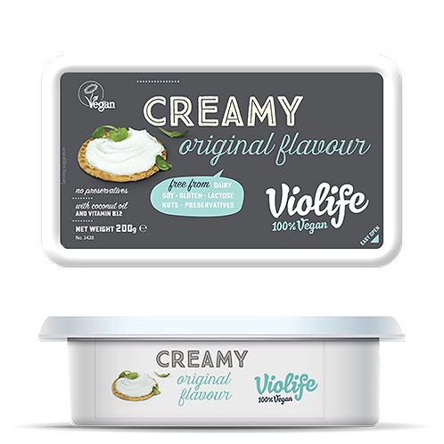 Violife Soft Cheese  VEGAN 200g