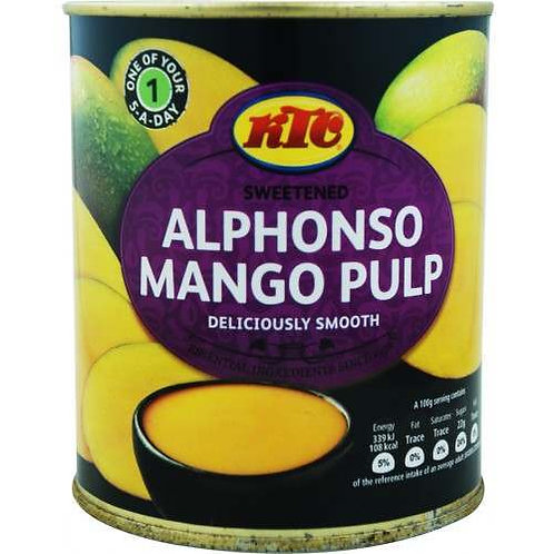 Mango Pulp 850g