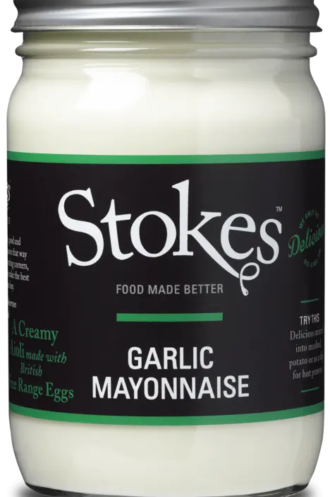 Stokes Garlic Mayonnaise x 345g