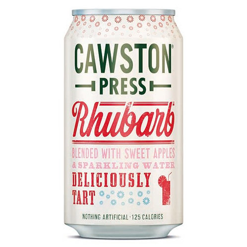 Cawston Rhubarb 24x330ml