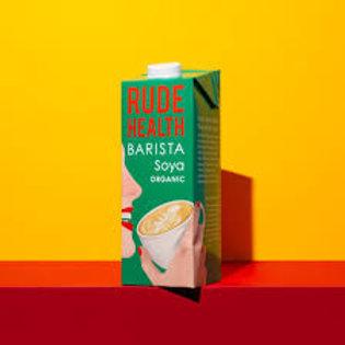 Rude Health Organic Barista Soya 1 litre