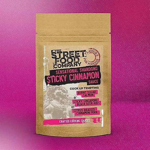 Shandong Stick Cinnamon Sauce 140g