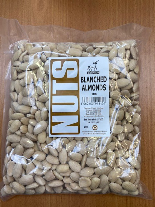 Blanched Almonds 1kg