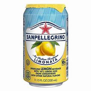 San Pellegrino Lemon Lemonata 24x330ml