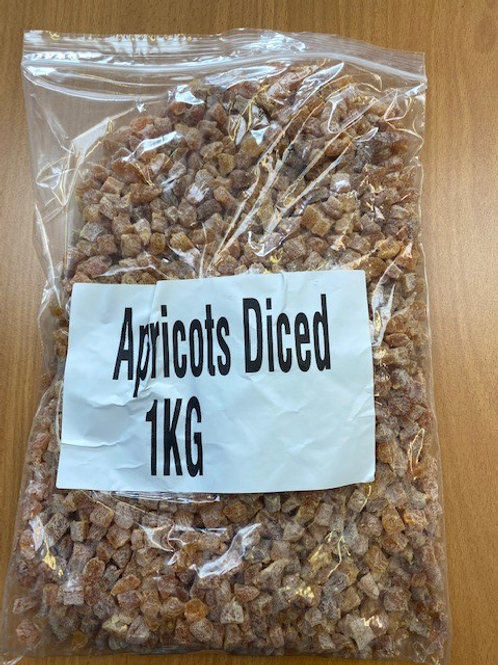Apricots Dried (Chopped) 1kg