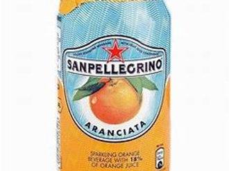 San Pellegrino Orange Aranciata 24x330ml
