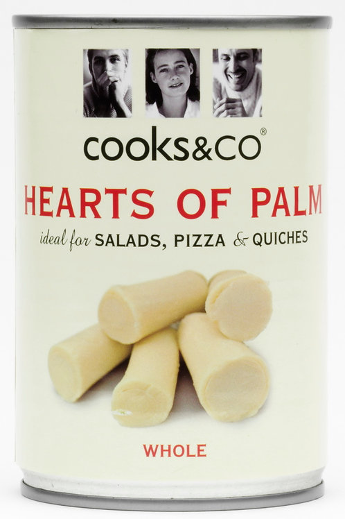 Palm Hearts Cooks & Co 800g