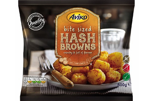 Hash Brown Bites 500g