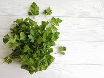 Loose Large bunch Flat Leaf Parsley