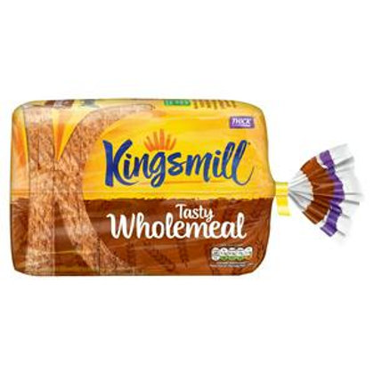 Kingsmill Thick Wholemeal Bread 800g
