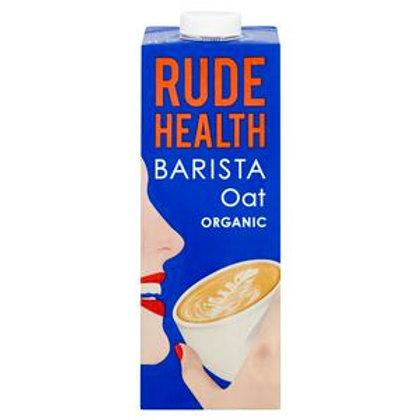 Rude Health Organic Barista Oat 1 litre