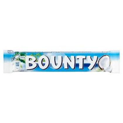 Bounty Milk Chocolate Bar 57g