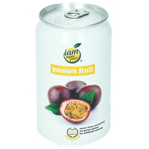 Super Juice Passion Fruit 12x300ml