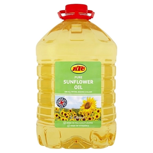 Sunflower Oil 5ltr