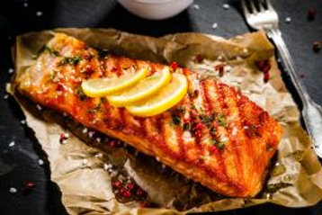 Arctic Royal Salmon Portions Skinless & Boneless 200-230G Each