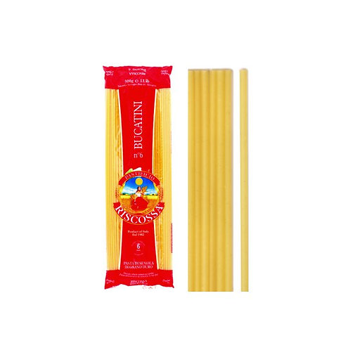 Bucatini Pasta 500g Spaghetti with a hole in the middle!!