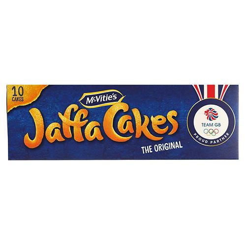 Jaffa Cakes McVities 122g