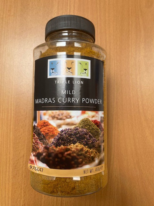 Mild Madras Curry Powder 450g