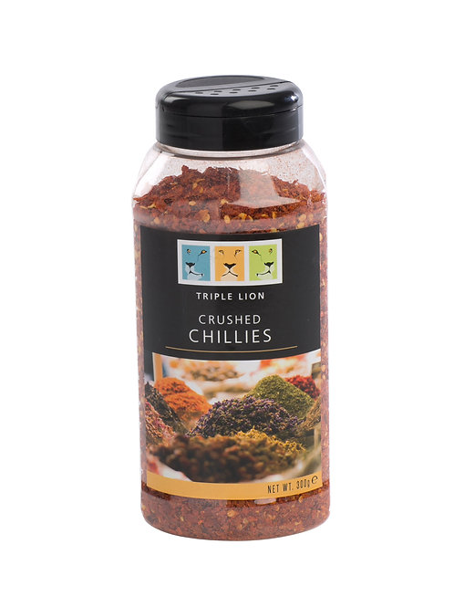 Crushed Chillies 300g